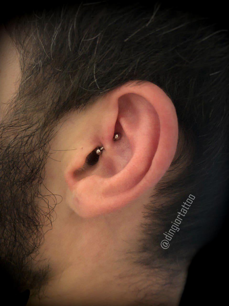 piercing Daith