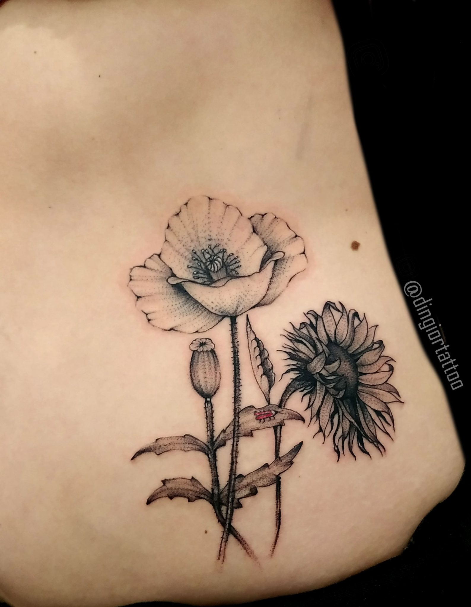 Tattoo Flowers (Graphics)
