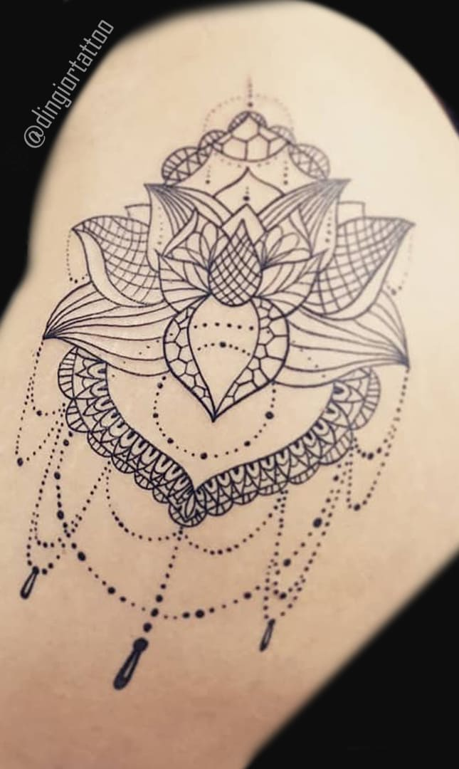 Tattoo Pattern ((Line-work)